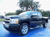 2010 Taupe Gray Metallic Chevrolet Silverado 1500 LT Extended Cab #86937463