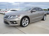 2014 Volkswagen CC Light Brown Metallic