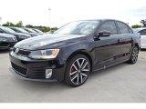 2014 Deep Black Pearl Metallic Volkswagen Jetta GLI Autobahn #86937689