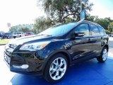 2014 Tuxedo Black Ford Escape Titanium 1.6L EcoBoost #86937452