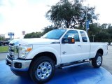 2014 Ford F350 Super Duty Lariat SuperCab 4x4 Data, Info and Specs