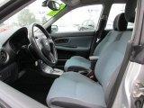2005 Subaru Impreza Interiors
