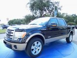 2013 Kodiak Brown Metallic Ford F150 Lariat SuperCrew #86937443
