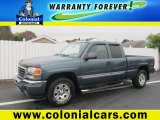 2007 GMC Sierra 1500 Classic SLE Extended Cab 4x4