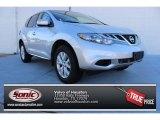 2012 Brilliant Silver Nissan Murano LE #86937844