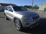2014 Billet Silver Metallic Jeep Grand Cherokee Limited 4x4 #86937912