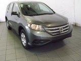 2014 Polished Metal Metallic Honda CR-V LX #86937359