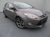 2014 Sterling Gray Ford Focus SE Hatchback #86937586