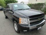 2010 Black Chevrolet Silverado 1500 LT Crew Cab #86937410