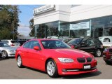 2013 Crimson Red BMW 3 Series 335i Coupe #86937407