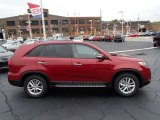 2014 Remington Red Kia Sorento LX #86937481