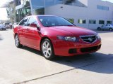 2005 Milano Red Acura TSX Sedan #848034