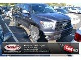 2012 Magnetic Gray Metallic Toyota Tundra TRD Rock Warrior Double Cab 4x4 #86937336