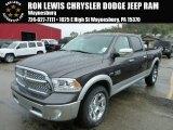 2014 Mineral Gray Metallic Ram 1500 Laramie Crew Cab 4x4 #86937565