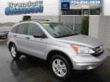 2010 Alabaster Silver Metallic Honda CR-V EX AWD #86937324