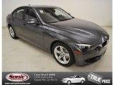 2014 Mineral Grey Metallic BMW 3 Series 328d Sedan #86980892