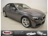 2014 Mineral Grey Metallic BMW 3 Series 328d Sedan #86980891