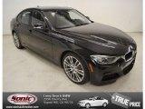 2014 Black Sapphire Metallic BMW 3 Series 335i Sedan #86980884