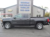 2014 Tungsten Metallic Chevrolet Silverado 1500 LT Double Cab 4x4 #86981160