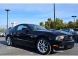 2011 Ebony Black Ford Mustang V6 Premium Coupe #86980709