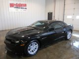 2014 Black Chevrolet Camaro LT Coupe #86981153