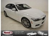 2013 Alpine White BMW 3 Series 335i Sedan #86980873