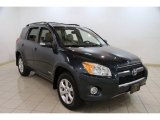 2010 Black Forest Pearl Toyota RAV4 Limited 4WD #86980978
