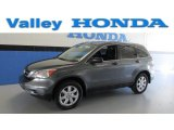 2011 Polished Metal Metallic Honda CR-V SE 4WD #86980517