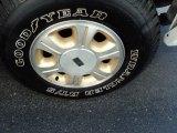 Oldsmobile Bravada 1997 Wheels and Tires