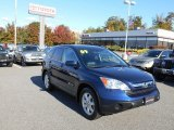 2009 Royal Blue Pearl Honda CR-V EX-L #86980855
