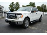 2010 Oxford White Ford F150 XLT SuperCab #86980971