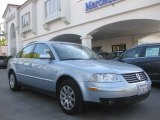2003 Reflex Silver Metallic Volkswagen Passat GLS Sedan #86980690