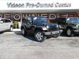 2011 Black Jeep Wrangler Rubicon 4x4 #86981134