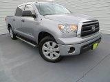 2011 Silver Sky Metallic Toyota Tundra SR5 CrewMax #86980847