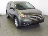 2014 Polished Metal Metallic Honda CR-V EX-L AWD #86980502
