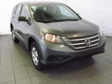 2014 Polished Metal Metallic Honda CR-V LX AWD #86980501