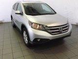 2014 Alabaster Silver Metallic Honda CR-V EX-L #86980499
