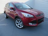 2014 Ruby Red Ford Escape Titanium 2.0L EcoBoost #86980841