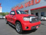 2007 Radiant Red Toyota Tundra Limited Double Cab #86980581