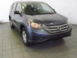 2013 Twilight Blue Metallic Honda CR-V LX #86980495