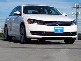 2014 Candy White Volkswagen Passat 2.5L SE #86981098