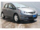 2013 Polished Metal Metallic Honda Fit  #86980722
