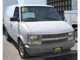 2001 Ivory White Chevrolet Astro Commercial Van #86980546