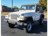 2003 Jeep Wrangler Stone White