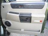 2003 Hummer H2 SUV Door Panel