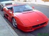 1995 Ferrari F355 Spider Front 3/4 View
