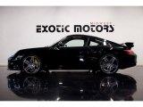 2008 Black Porsche 911 Turbo Coupe #87029140