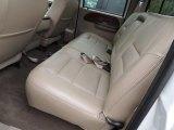 2003 Ford F250 Super Duty Lariat Crew Cab Rear Seat
