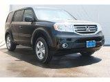 2014 Crystal Black Pearl Honda Pilot EX-L #87028986