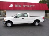 2010 Oxford White Ford F150 XL SuperCab #87029138